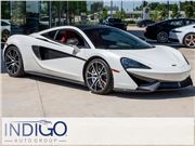 2016 McLaren 570S for sale in Houston, Texas 77090