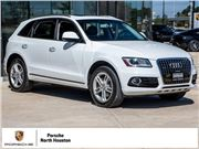 2015 Audi Q5 for sale in Houston, Texas 77090