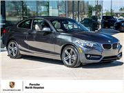 2017 BMW 2 Series for sale in Houston, Texas 77090