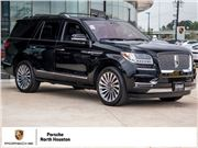 2018 Lincoln Navigator for sale in Houston, Texas 77090