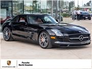 2011 Mercedes-Benz SLS AMG for sale in Houston, Texas 77090