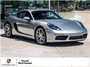 2019 Porsche 718 Cayman for sale in Houston, Texas 77090