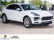 2019 Porsche Macan for sale in Houston, Texas 77090