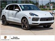 2020 Porsche Cayenne for sale in Houston, Texas 77090