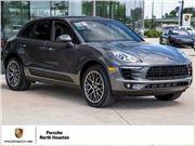 2017 Porsche Macan for sale in Houston, Texas 77090
