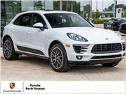 2015 Porsche Macan for sale in Houston, Texas 77090