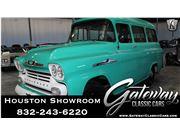 1958 Chevrolet Suburban for sale in Houston, Texas 77090