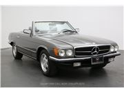 1982 Mercedes-Benz 500SL for sale in Los Angeles, California 90063