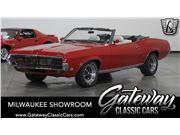 1969 Mercury Cougar for sale in Kenosha, Wisconsin 53144