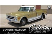 1968 Chevrolet C20 for sale in Englewood, Colorado 80112