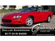 2002 Chevrolet Camaro for sale in DFW Airport, Texas 76051