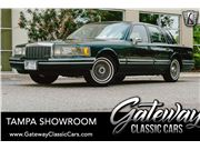 1992 Lincoln Town Car for sale in Ruskin, Florida 33570
