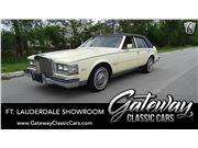 1983 Cadillac Seville for sale in Coral Springs, Florida 33065