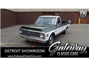 1972 Chevrolet C10 for sale in Dearborn, Michigan 48120