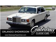 1984 Rolls-Royce Silver Spirit for sale in Lake Mary, Florida 32746