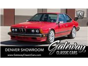1986 BMW 635CSI for sale in Englewood, Colorado 80112