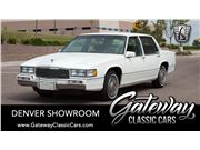 1989 Cadillac DeVille for sale in Englewood, Colorado 80112
