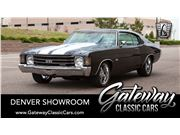 1971 Chevrolet Chevelle for sale in Englewood, Colorado 80112