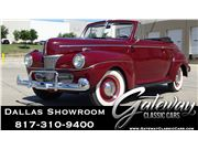 1941 Ford Super Deluxe for sale in DFW Airport, Texas 76051