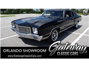 1971 Chevrolet Monte Carlo for sale in Lake Mary, Florida 32746