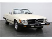 1985 Mercedes-Benz 380SL for sale in Los Angeles, California 90063