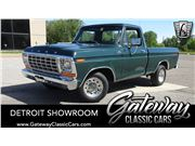1978 Ford F100 for sale in Dearborn, Michigan 48120