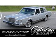 1986 Lincoln Town Car for sale in Lake Mary, Florida 32746