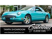2002 Ford Thunderbird for sale in Ruskin, Florida 33570