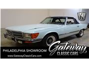 1973 Mercedes-Benz 450SL for sale in West Deptford, New Jersey 8066