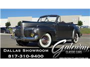 1941 Mercury Eight for sale in DFW Airport, Texas 76051