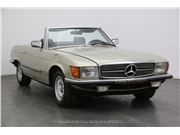 1981 Mercedes-Benz 500SL for sale in Los Angeles, California 90063