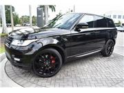 2015 Land Rover Range Rover Sport for sale in Naples, Florida 34102
