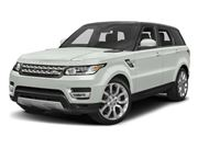2017 Land Rover Range Rover Sport for sale in Naples, Florida 34102