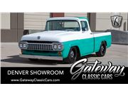 1958 Ford F100 for sale in Englewood, Colorado 80112