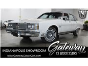 1982 Oldsmobile 98 for sale in Indianapolis, Indiana 46268