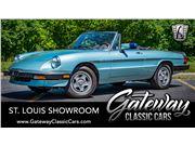 1983 Alfa Romeo Spider for sale in OFallon, Illinois 62269