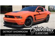 2012 Ford Mustang for sale in Dearborn, Michigan 48120