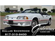 1989 Ford Mustang GT for sale in DFW Airport, Texas 76051