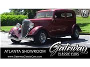 1934 Ford Tudor for sale in Alpharetta, Georgia 30005