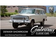 1968 Jeep Wagoneer for sale in Englewood, Colorado 80112