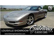 2001 Chevrolet Corvette for sale in Memphis, Indiana 47143