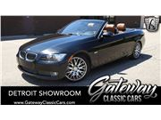 2007 BMW 335I for sale in Dearborn, Michigan 48120