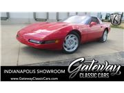 1991 Chevrolet Corvette for sale in Indianapolis, Indiana 46268