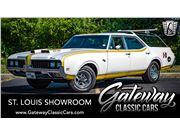 1969 Oldsmobile Vista Cruiser for sale in OFallon, Illinois 62269