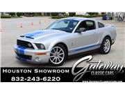 2008 Ford Mustang for sale in Houston, Texas 77090