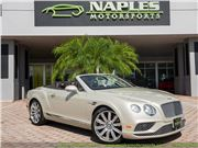 2018 Bentley Continental GT for sale in Naples, Florida 34104