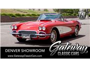 1961 Chevrolet Corvette for sale in Englewood, Colorado 80112