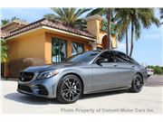 2020 Mercedes-Benz C-Class for sale in Deerfield Beach, Florida 33441