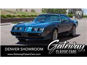 1979 Pontiac Trans Am for sale in Englewood, Colorado 80112