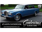 1976 Rolls-Royce Silver Shadow for sale in Alpharetta, Georgia 30005